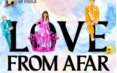 """A Company of Fools presents """"LOVE FROM AFAR"""" @ Canadensis!"""