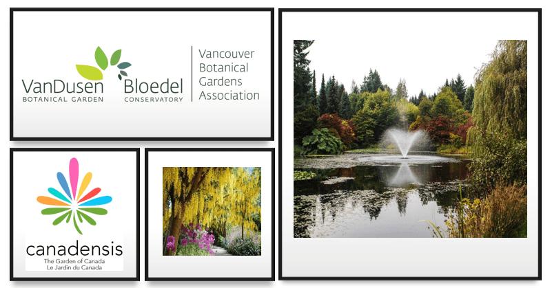 Canadensis Presents: A Virtual Visit to VanDusen Botanical Garden, Vancouver